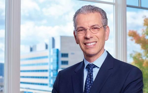 Google hires Geisinger Health CEO Dr. David Feinberg