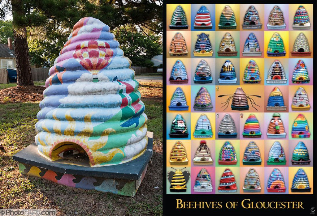 Beehives of Gloucester compilation