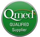 Medical grade adhesives Qmed Qualified Supplier