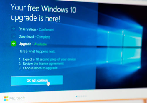 Why Should You Upgrade to Windows 10
