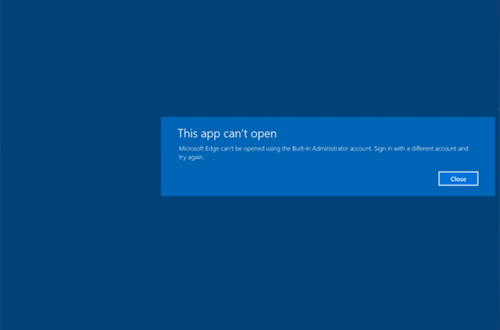 FixMe.IT & This App Can't Open Issue in Windows 10 Safe Mode