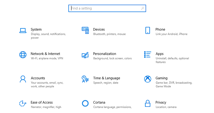 Windows 10 Settings not opening: how to fix it
