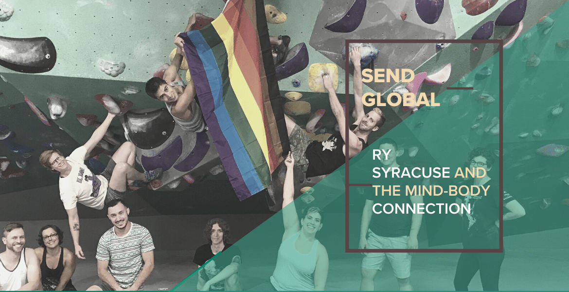 Send Global: R. Syracuse and the Mind-Body Connection