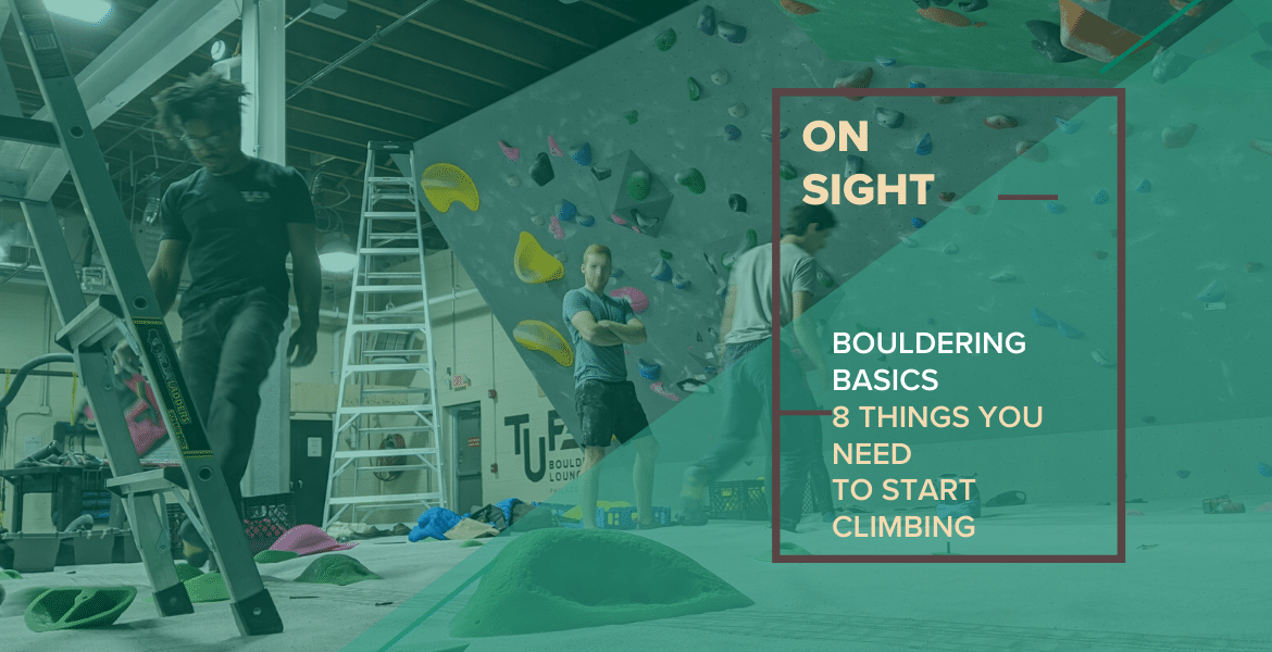 8 Things You Need to Start Climbing