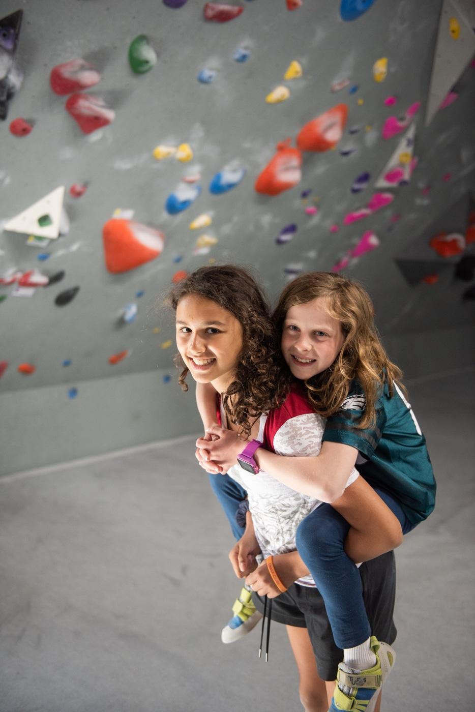 Team Tufas Climbing Partners