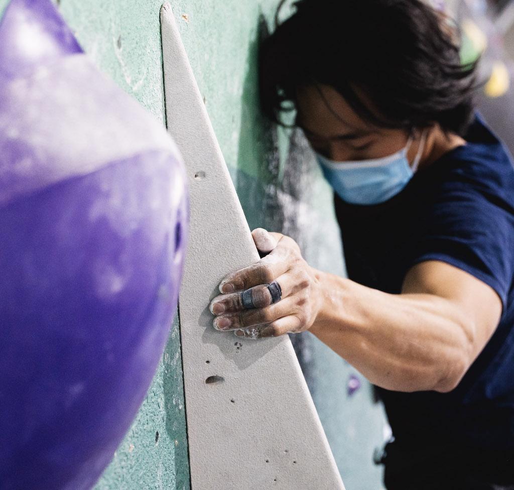 Intro to Bouldering - climbing member