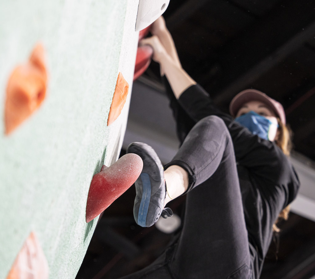 Intro to Bouldering - climbing member
