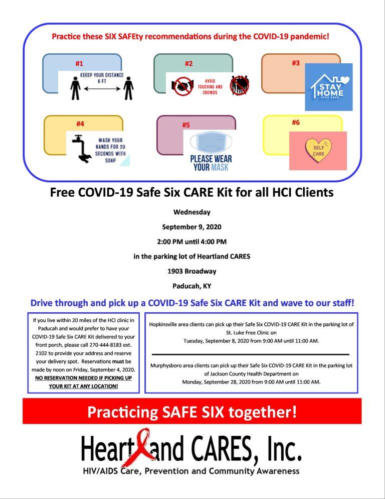 Safe SIX CARE Kit