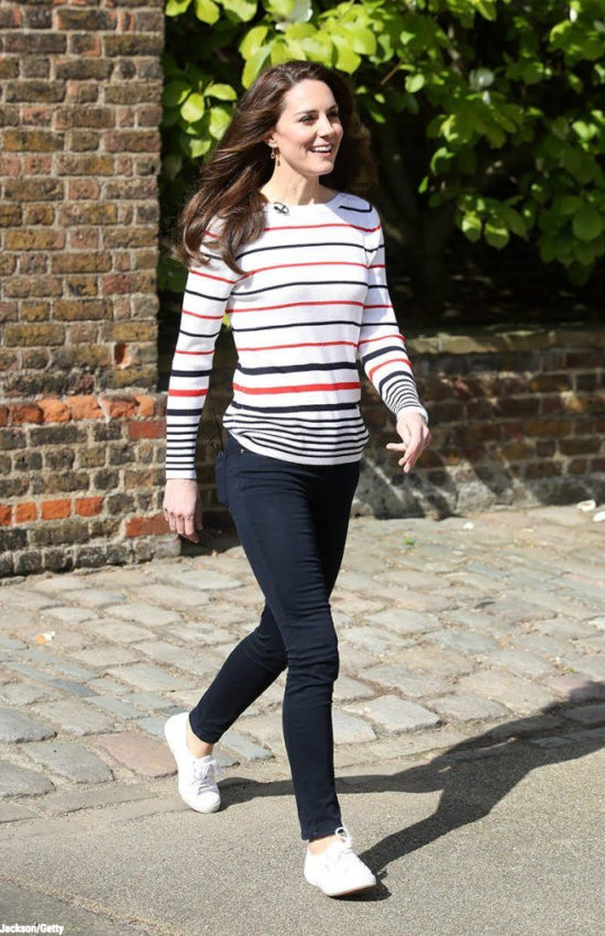 Duchess of Cambridge Casual Style Basics