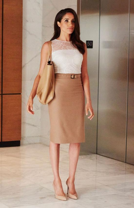 Meghan Markle's Signature Style: Pointed Pumps