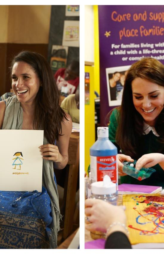 Back to School Style Essentials Inspired by Meghan Markle and Kate Middleton