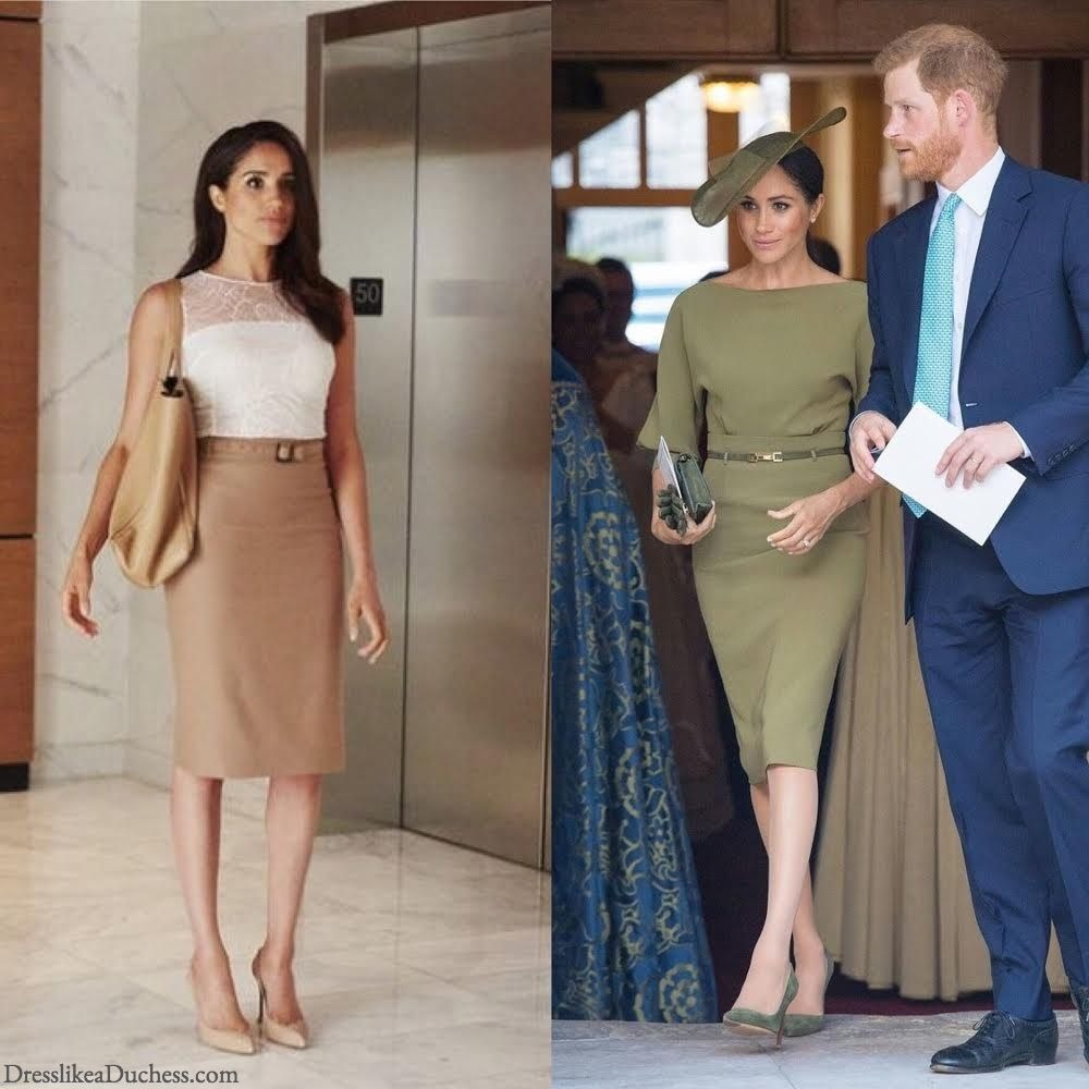 Download Meghan Markle Dress Suits
