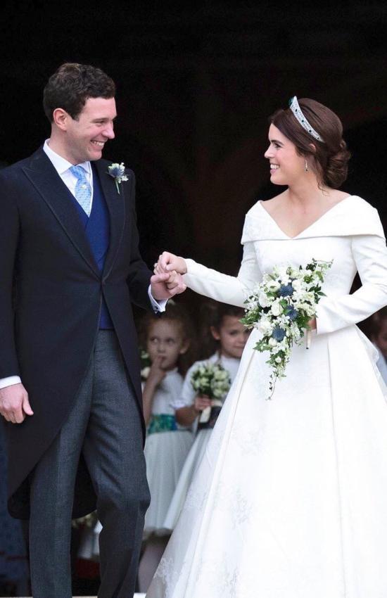Princess Eugenie Weds Jack Brooksbank