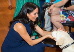 The Duchess of Sussex to Visit the Mayhew