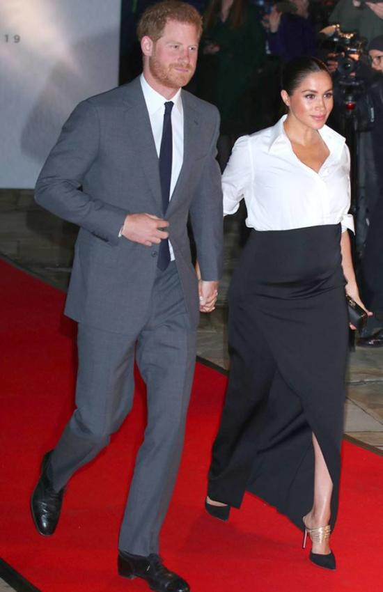 Meghan Markle in Givenchy for the Endeavour Fund Awards