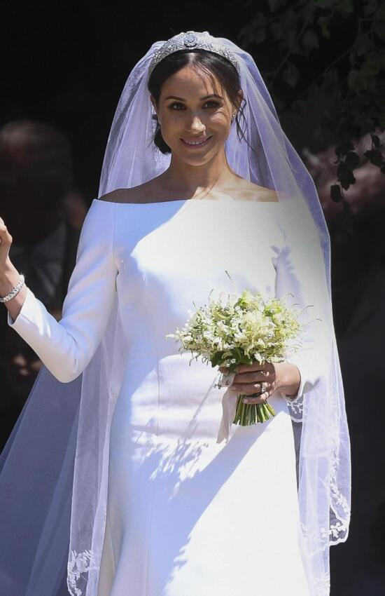 Recreate Meghan Markle's Entire Bridal Look for Less