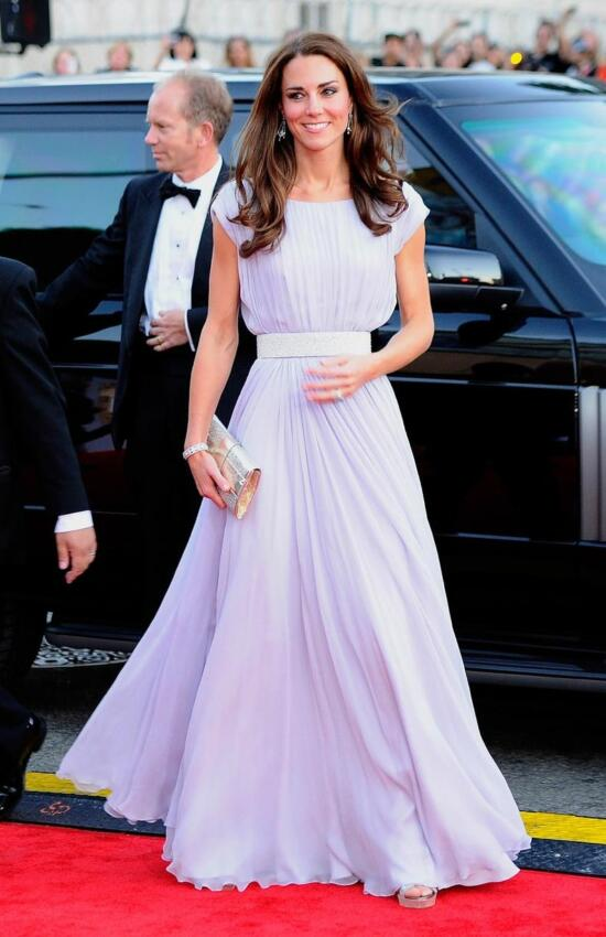 Kate Middleton's 8 Most Romantic Dress Moments