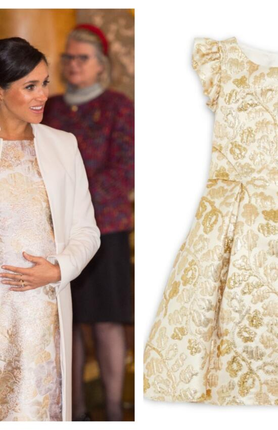 6 Baby Girl Outfits for Meghan Markle's Nursery Closet
