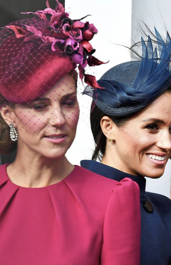 Kate Middleton and Meghan Markle's Favorite Perfumes