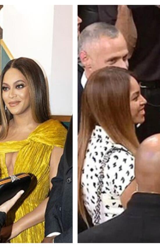 Meghan Markle and Kate Middleton's Beyonce Meetings Compared
