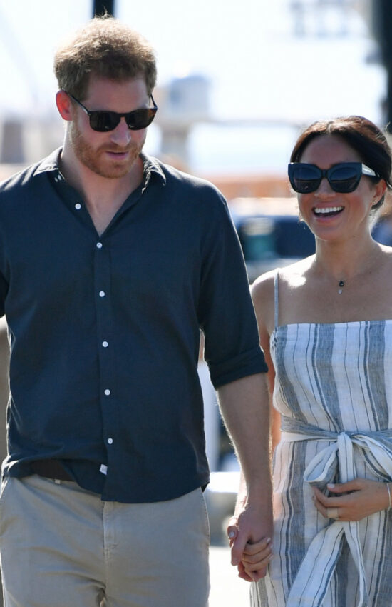 Prince Harry and Meghan Markle Take Baby Archie on His First Vacation