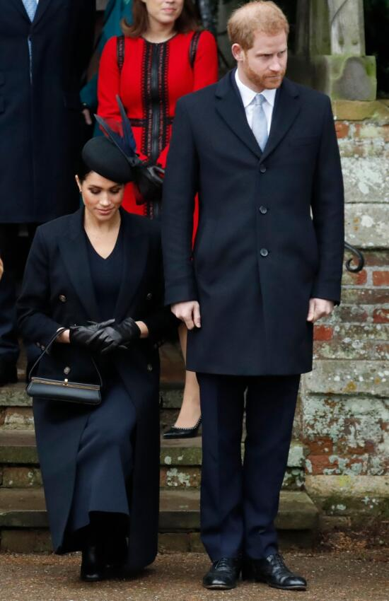 8 of Meghan Markle's Best Curtsy Moments Since Joining the Royal Family