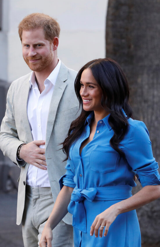 5 Surprises from Meghan and Harry's Royal Tour of Southern Africa