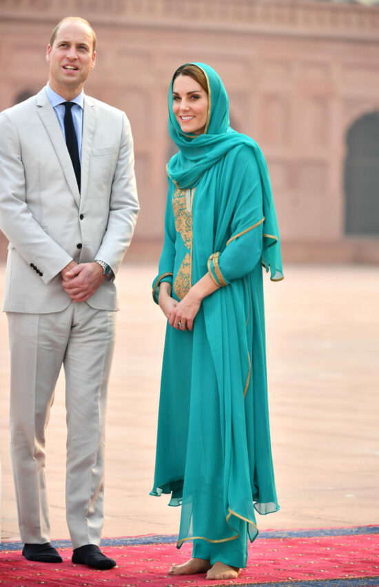 Kate Middleton's 5 Best Looks on Tour in Pakistan
