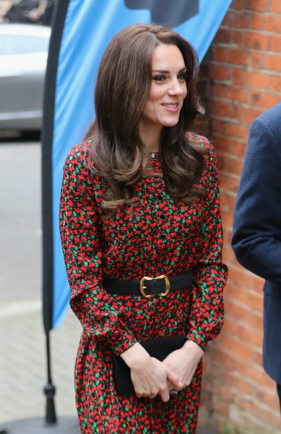 Meghan Markle and Kate Middleton's Best Holiday Fashion Moments