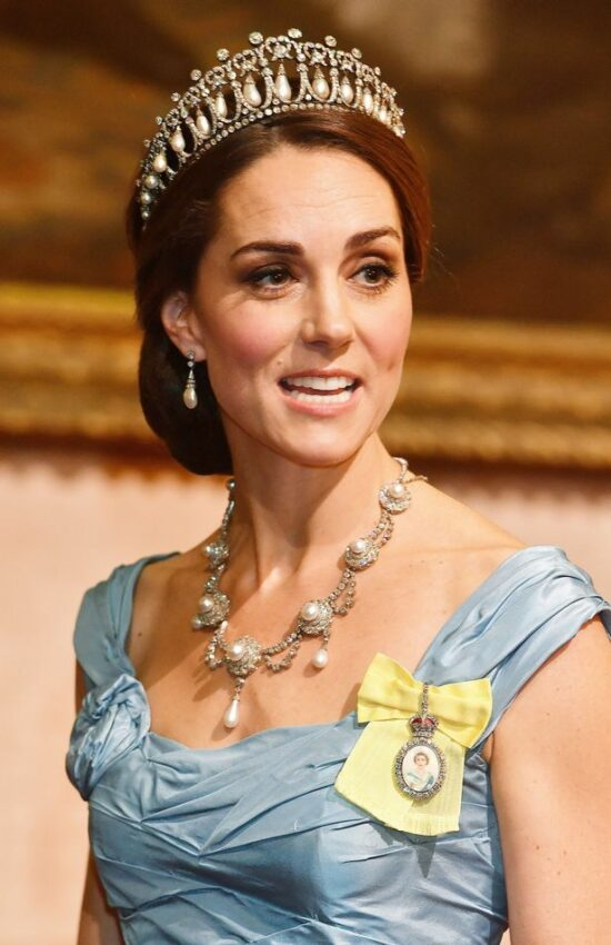 Kate Middleton's 7 Best Tiara Moments