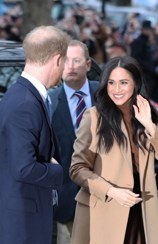 Meghan Markle Makes Return to Royal Duties Following Holiday Break