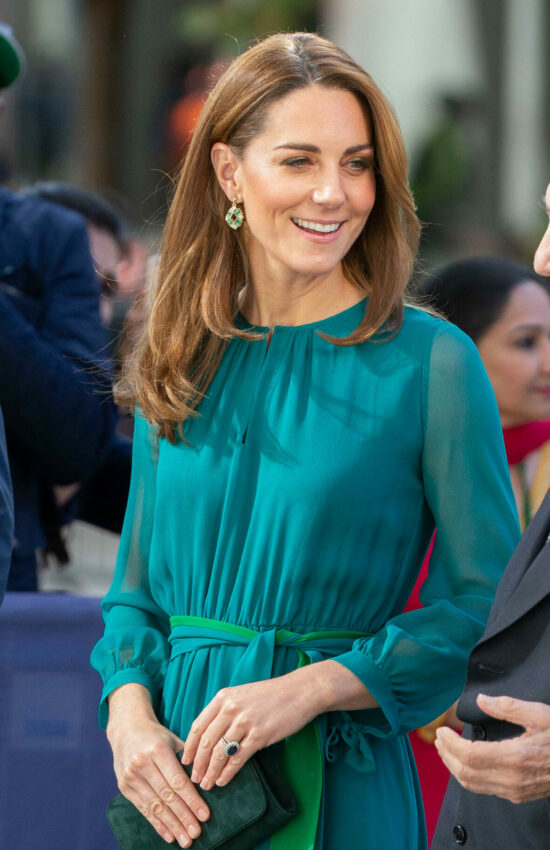 The Duchess of Cambridge's 10 Most Affordable Pairs of Earrings