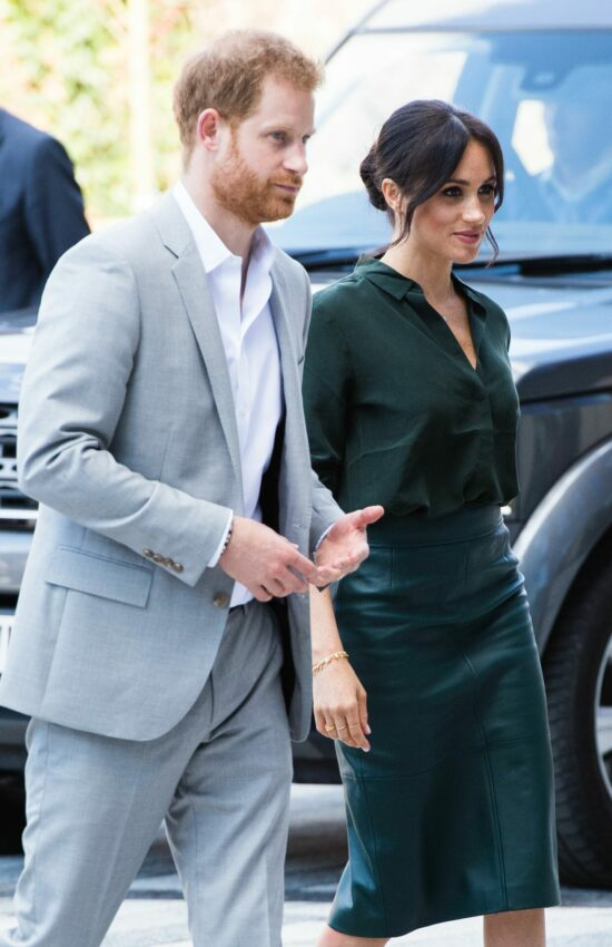 Meghan Markle and Prince Harry's Plans for the New Year