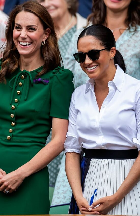 Kate Middleton and Meghan Markle Love these Same Designer Brands