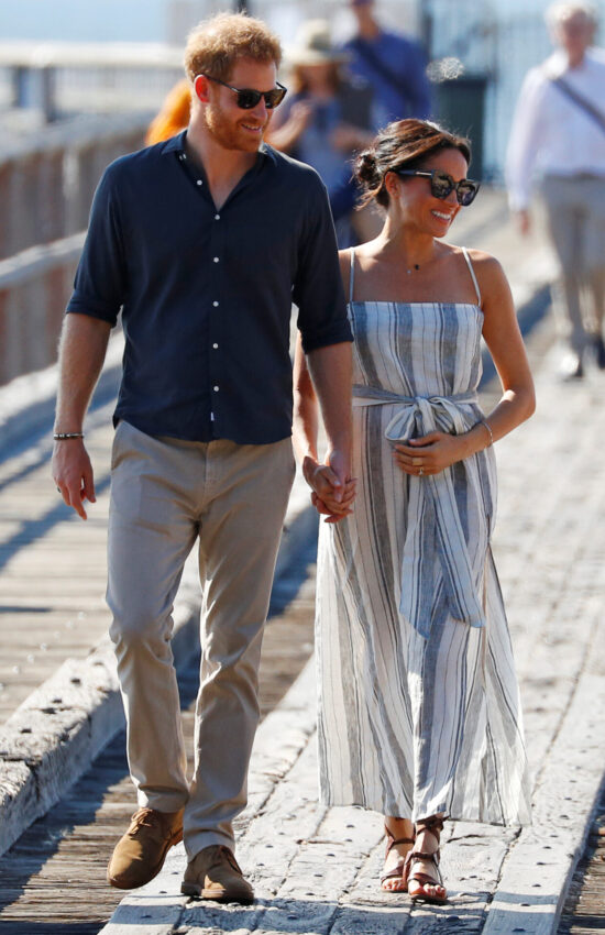 Meghan Markle's Best Reformation Fashion Moments