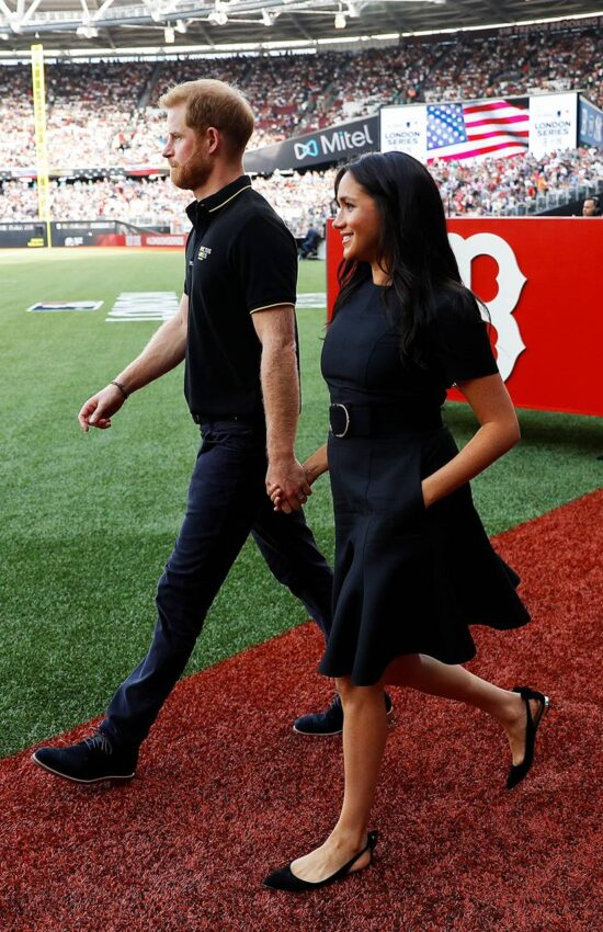 Meghan Markle's Chicest and Comfiest Ballet Flats