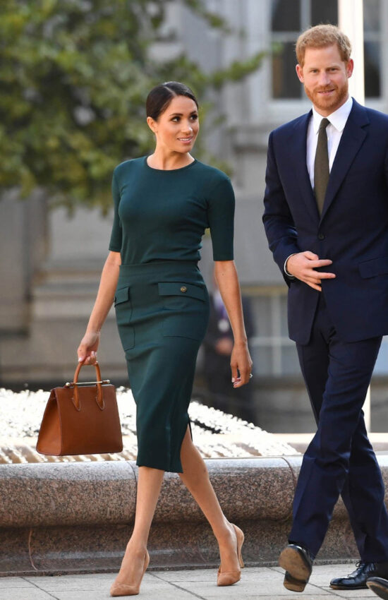 Meghan Markle's Best Strathberry Handbag Moments