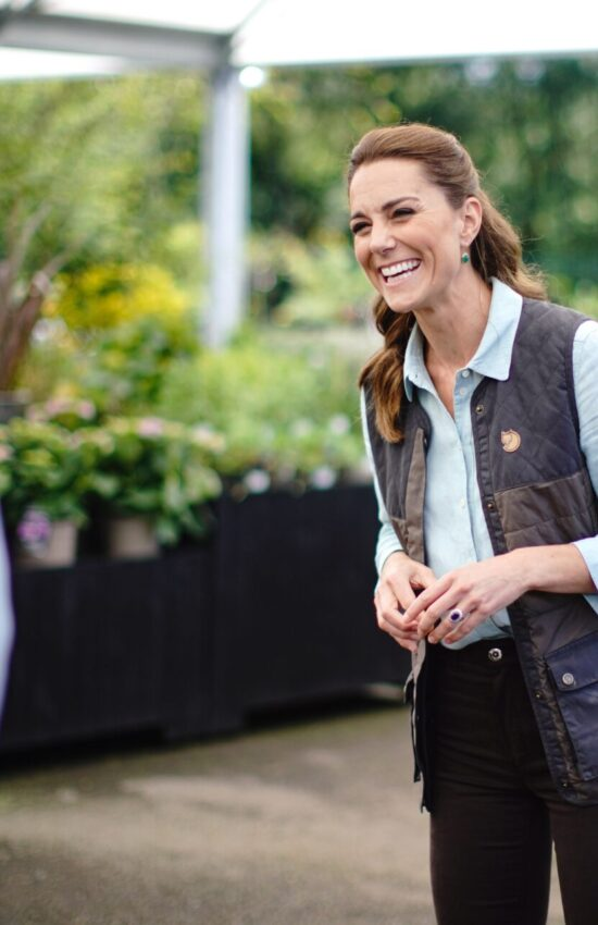 Kate Middleton Visits Garden Centre for First Engagement Since Lockdown