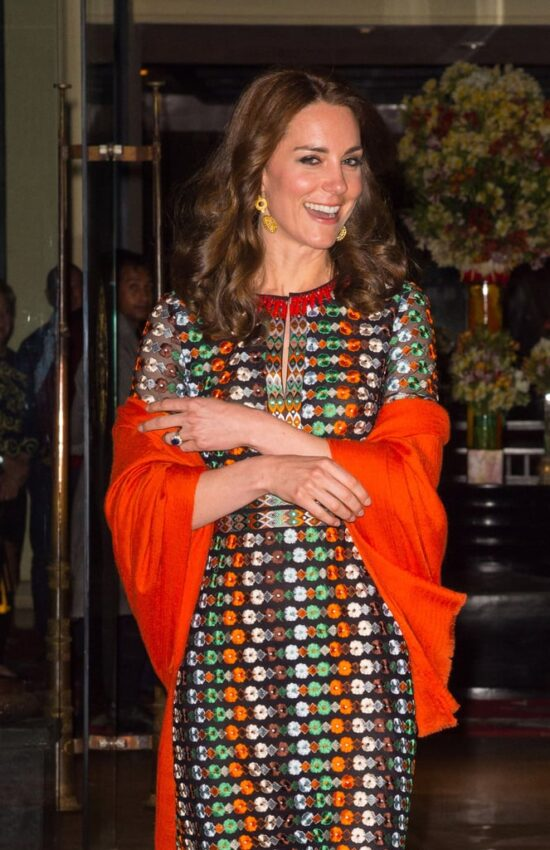 Kate Middleton's Best Tory Burch Fashion Moments