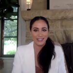 Meghan Markle in White Blazer for Smart Works Anniversary