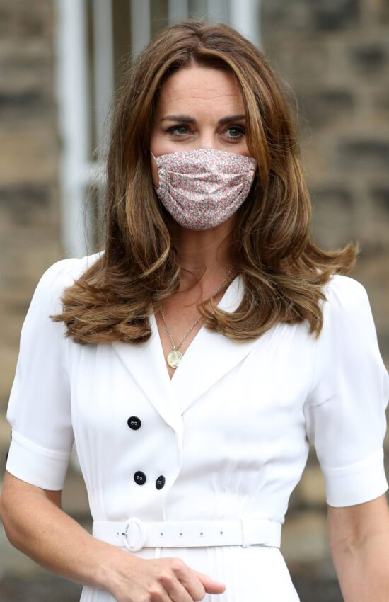 Kate Middleton and Meghan Markle's Favorite Face Masks