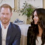 Meghan Markle in Black Blazer for Time100 Talk