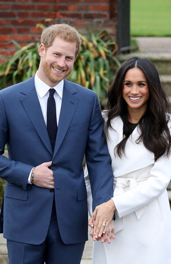 Recreating Meghan Markle's Iconic Engagement Style on a Budget