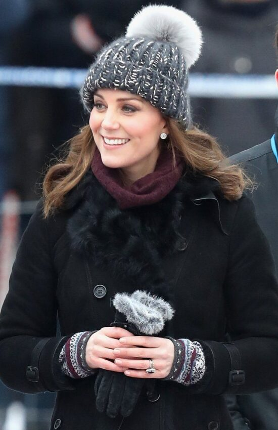 Kate Middleton's Winter Wardrobe Must Haves