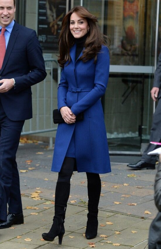 Kate Middleton's Best Aquatalia Boot Moments