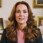 Kate Middleton in Massimo Dutti for Five Big Questions Survey Video