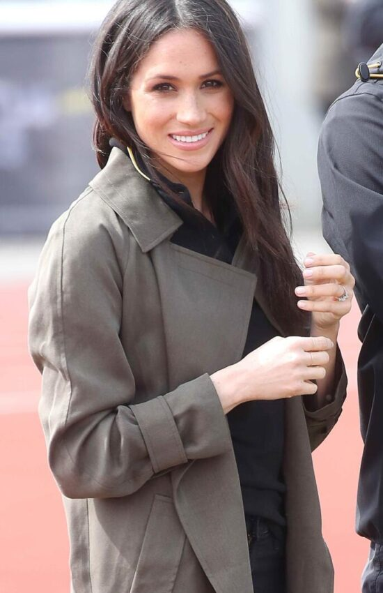 These Meghan Markle Trench Coats Will Change Your Life