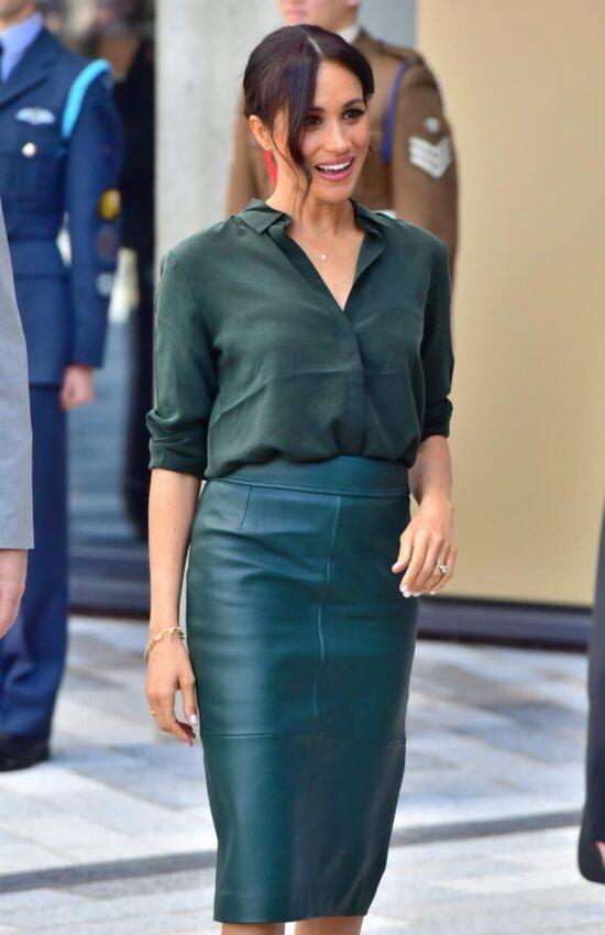 Meghan Markle's Hugo Boss Skirt Lookalike is For Sale at Nordstrom Rack