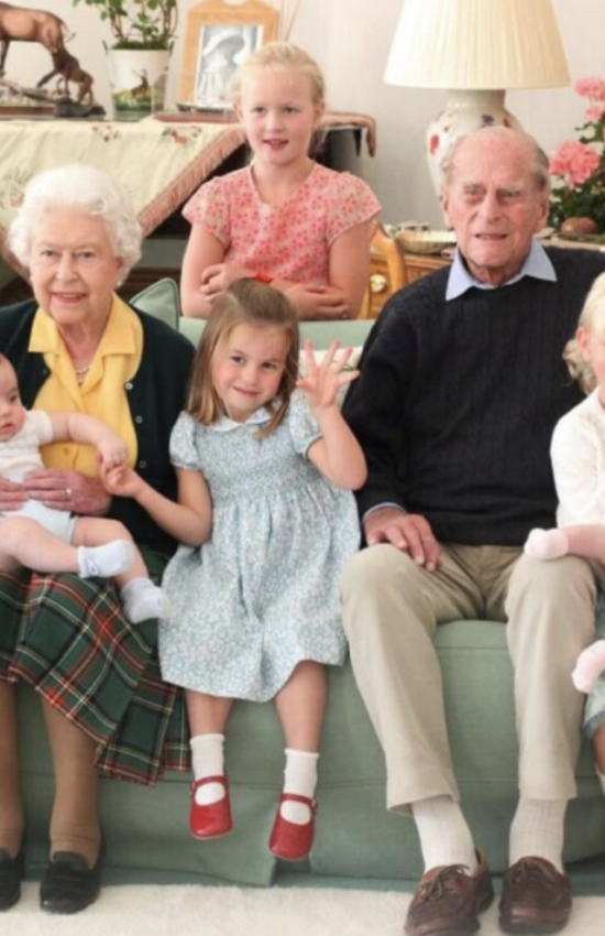 Royal Family Shares Private Photos of Queen Elizabeth and Prince Philip