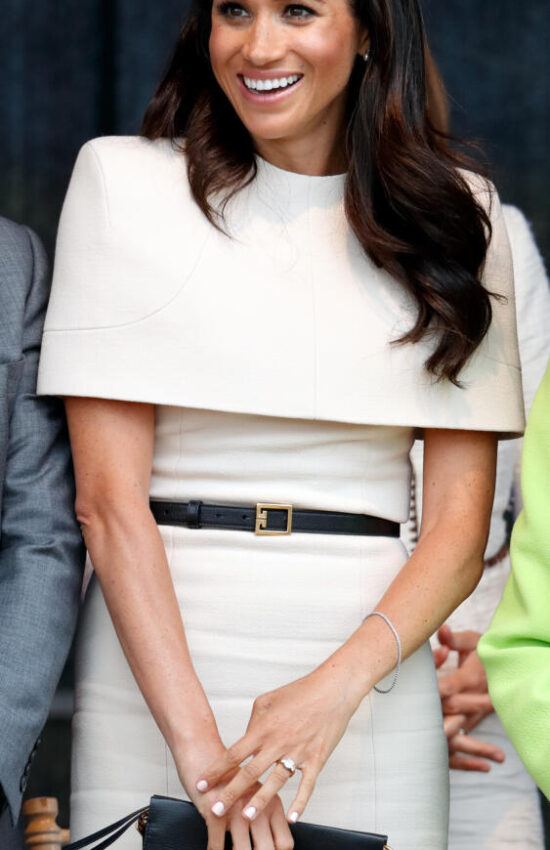 Meghan Markle's 15 Best Givenchy Fashion Moments
